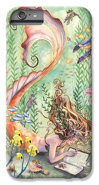 Fantasy iPhone 8 Plus Case - The Prayer by Sara Burrier