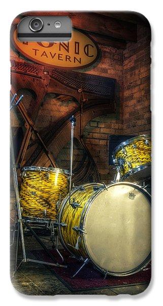 Drum iPhone 8 Plus Case - The Tonic Tavern by Scott Norris