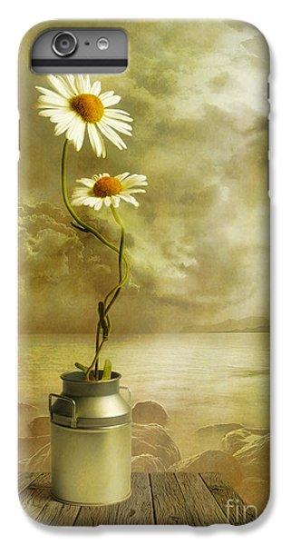 Flowers iPhone 8 Plus Case - Together by Veikko Suikkanen