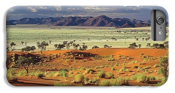 Sand iPhone 8 Plus Case - Tok Tokkie Desert by Marc Pelissier