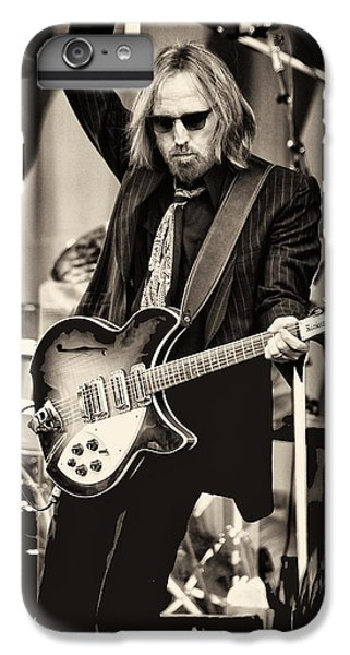 Rock And Roll iPhone 8 Plus Case - Tom Petty by Marc Malin