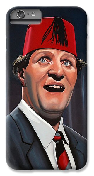 Magician iPhone 8 Plus Case - Tommy Cooper by Paul Meijering