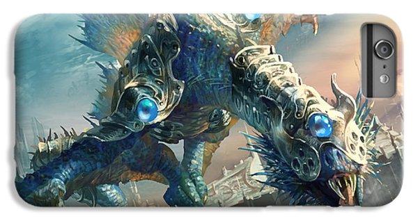 Dragon iPhone 8 Plus Case - Tower Drake by Ryan Barger