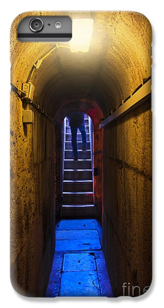Dungeon iPhone 8 Plus Case - Tunnel Exit by Carlos Caetano