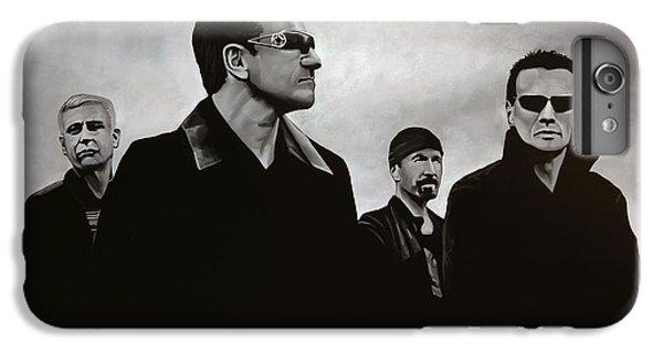 The iPhone 8 Plus Case - U2 by Paul Meijering