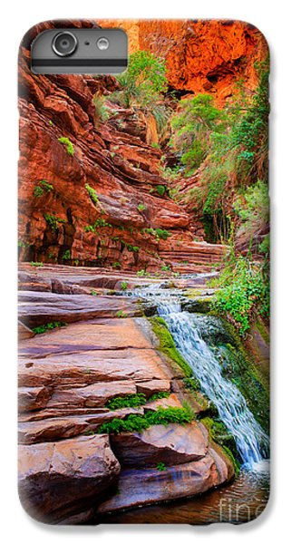 Elf iPhone 8 Plus Case - Upper Elves Chasm Cascade by Inge Johnsson