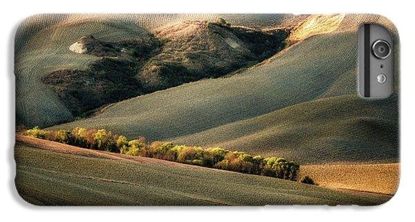 Shrub iPhone 8 Plus Case - Wild Tuscany by Marek Boguszak
