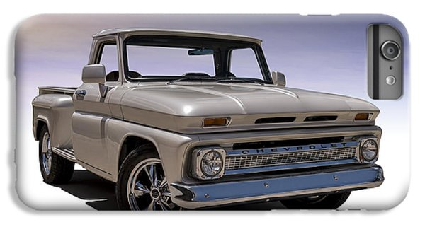 Truck iPhone 8 Plus Case - '66 Chevy Pickup by Douglas Pittman