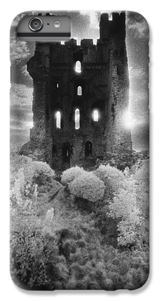 Dungeon iPhone 8 Plus Case - Helmsley Castle by Simon Marsden