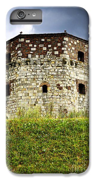 Dungeon iPhone 8 Plus Case - Nebojsa Tower In Belgrade by Elena Elisseeva