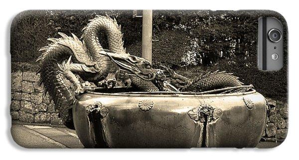 Dragon iPhone 8 Plus Case - Nikko Fountain by Naxart Studio