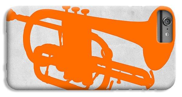 Trombone iPhone 8 Plus Case - Tuba  by Naxart Studio