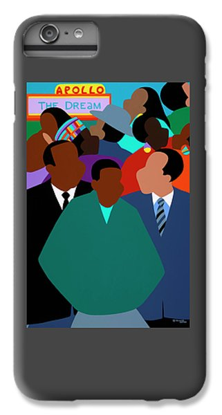 iPhone 8 Plus Case - Origin Of The Dream by Synthia SAINT JAMES