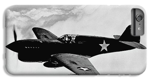 Airplane iPhone 8 Plus Case - P-40 Warhawk by War Is Hell Store
