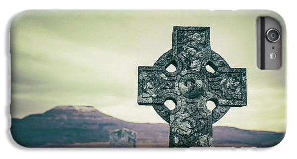 Celtic Cross iPhone 8 Plus Case - Peace Within by Evelina Kremsdorf