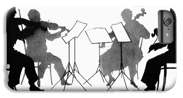 Violin iPhone 8 Plus Case - String Quartet, C1935 by Granger