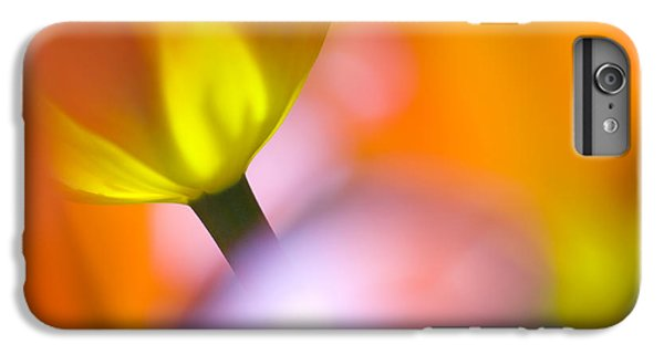 Tulip iPhone 8 Plus Case - Tulips by Silke Magino
