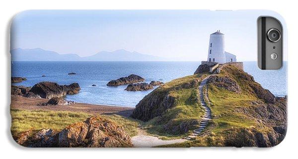 Celtic Cross iPhone 8 Plus Case - Ynys Llanddwyn - Wales by Joana Kruse