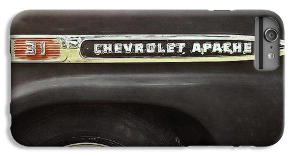 Truck iPhone 8 Plus Case - 1959 Chevy Apache by Scott Norris