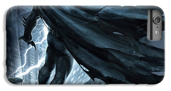 Knight iPhone 8 Plus Case - Batman The Dark Knight Returns 2012 by Geek N Rock