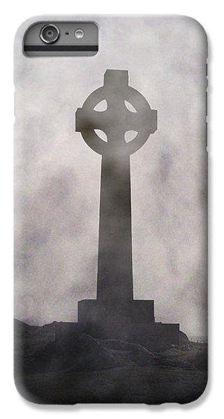 Celtic Cross iPhone 8 Plus Case - Celtic Cross by Joana Kruse