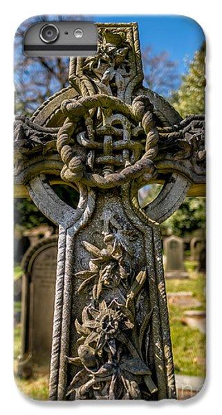 Celtic Cross iPhone 8 Plus Case - Celtic Cross by Adrian Evans