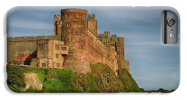 Castle iPhone 8 Plus Case - Bamburgh Castle by Smart Aviation