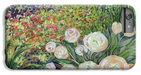 Impressionism iPhone 8 Plus Case - A Garden Romance by Jennifer Lommers