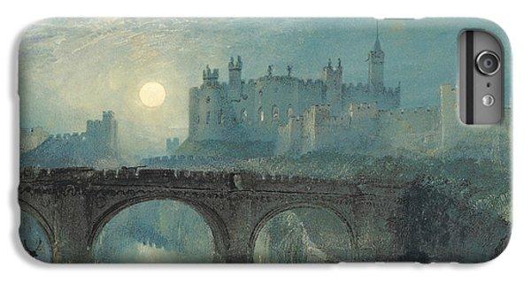 Castle iPhone 8 Plus Case - Alnwick Castle by Joseph Mallord William Turner