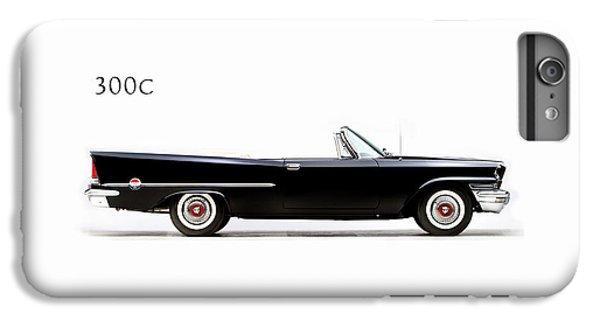 Car iPhone 8 Plus Case - Chrysler 300c 1957 by Mark Rogan