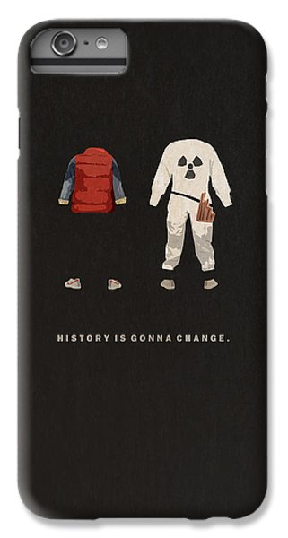 The iPhone 8 Plus Case - Back To The Future by Alyn Spiller