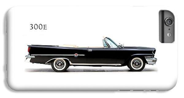 Car iPhone 8 Plus Case - Chrysler 300e 1959 by Mark Rogan