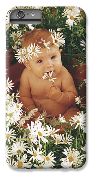 Daisy iPhone 8 Plus Case - Daisies by Anne Geddes