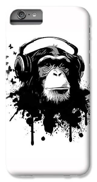 iPhone 8 Plus Case - Monkey Business by Nicklas Gustafsson