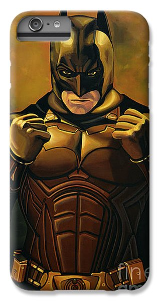 Knight iPhone 8 Plus Case - Batman The Dark Knight  by Paul Meijering