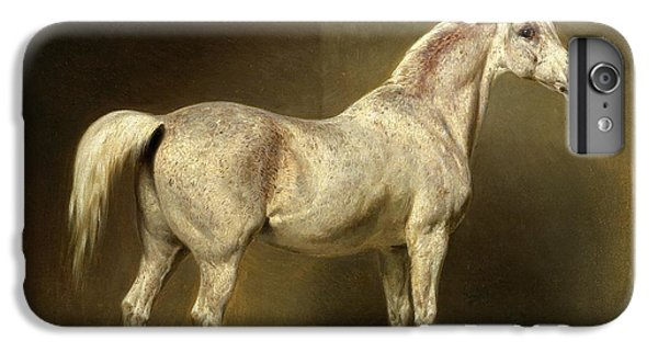 Horse iPhone 8 Plus Case - Beatrice by Carl Constantin Steffeck