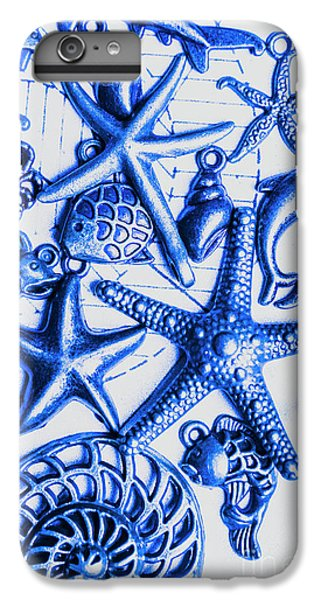 Scuba Diving iPhone 8 Plus Case - Blue Reef Abstract by Jorgo Photography - Wall Art Gallery