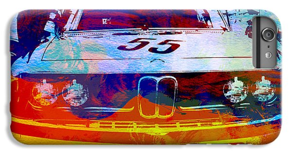 Car iPhone 8 Plus Case - Bmw Racing by Naxart Studio