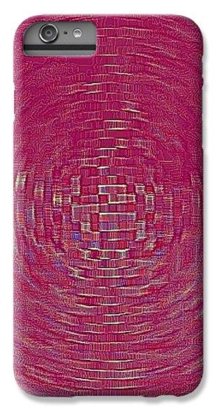 iPhone 8 Plus Case - Bordeaux by Orphelia Aristal