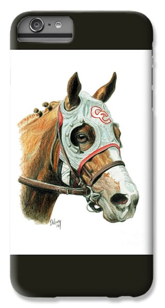 Horse iPhone 8 Plus Case - California Chrome  2016 by Pat DeLong