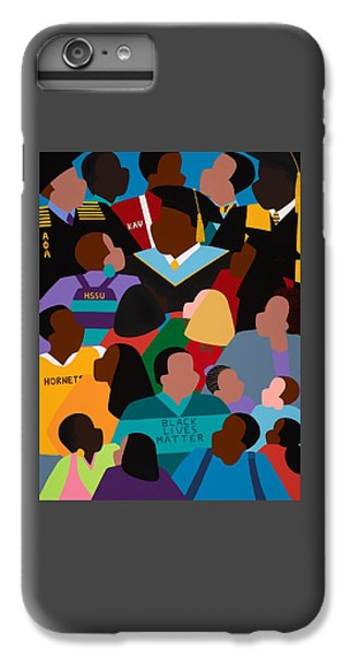 iPhone 8 Plus Case - Called To Serve Inspiring Change by Synthia SAINT JAMES