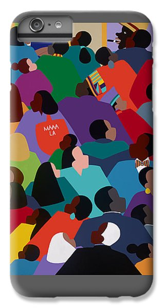 iPhone 8 Plus Case - Celebration Maaa-la by Synthia SAINT JAMES