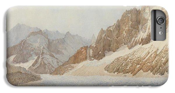 Mountain iPhone 8 Plus Case - Chamonix by SIL Severn
