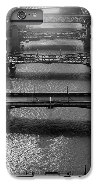 Chicago River iPhone 8 Plus Case - Chicago River Daylight by Steve Gadomski