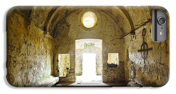Dungeon iPhone 8 Plus Case - Church Ruin by Carlos Caetano