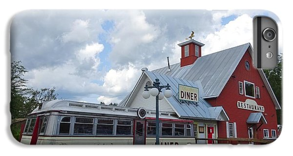 iPhone 8 Plus Case - Countryside Diner by Red Cross