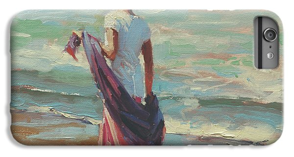 Sand iPhone 8 Plus Case - Daydreaming by Steve Henderson