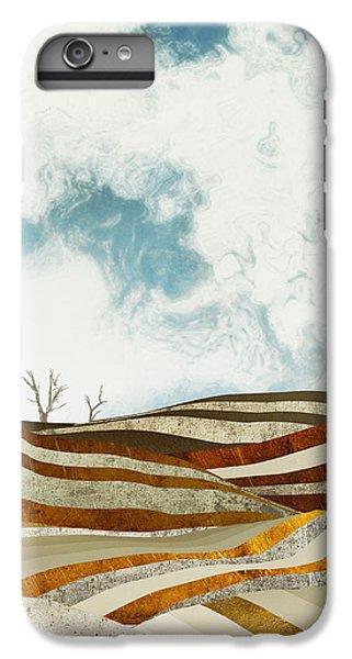 Landscapes iPhone 8 Plus Case - Desert Calm by Spacefrog Designs