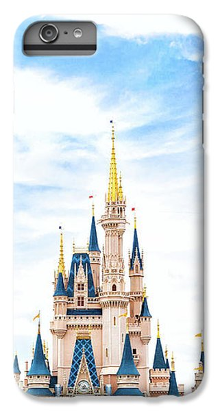 Castle iPhone 8 Plus Case - Disneyland by Happy Home Artistry