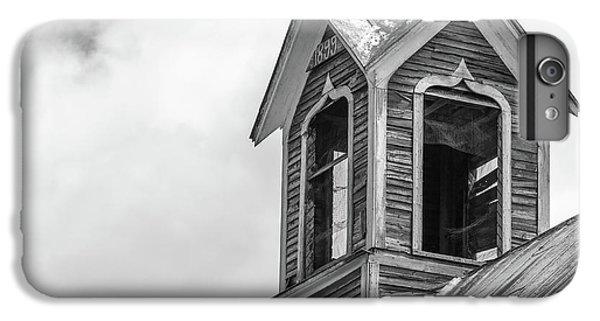 New England Barn iPhone 8 Plus Case - Ely Vermont Barn 1899 Barn Cupola by Edward Fielding